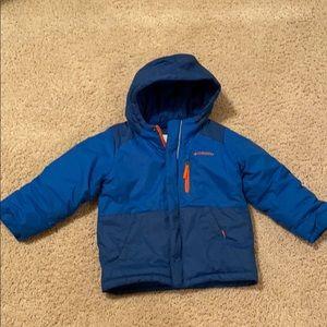 Toddler Boy Columbia Winter Coat